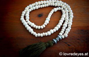 DIY Mala - Gebetskette selbermachen