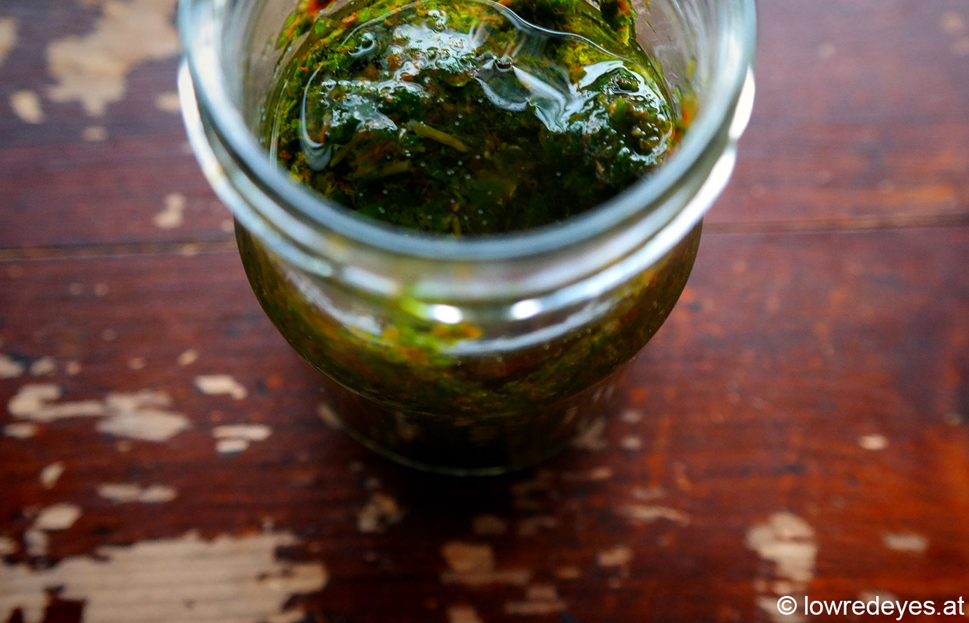 Rezept: Kapuzinerkresse-Pesto und -Kapern