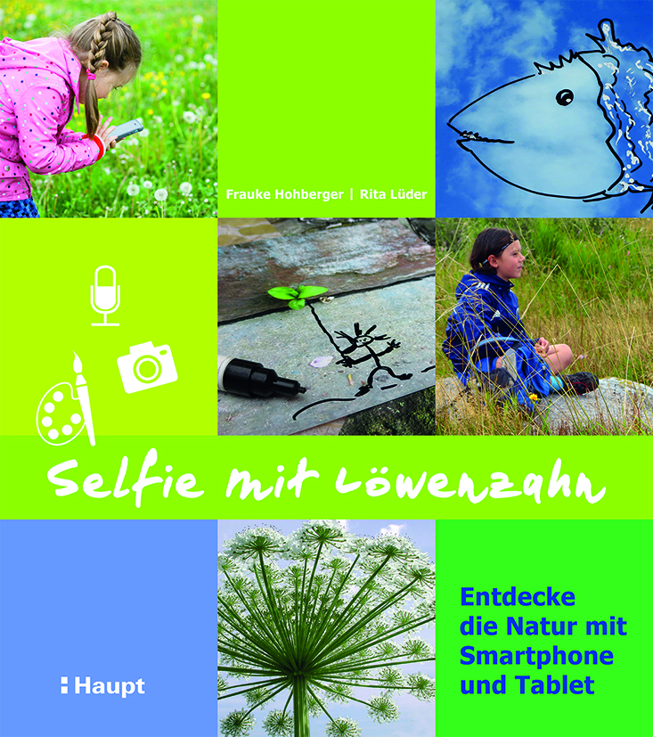"""Booklove """"Selfie mit Löwenzahn"""" - ländliche Streetart"""