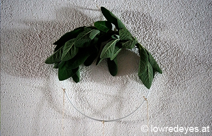 DIY und Upcycling-Wreath