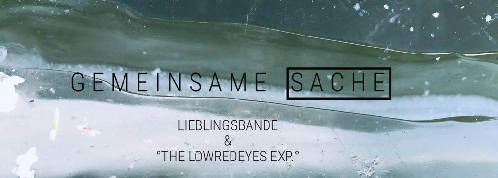 Gemeinsame Sache - Lieblingsbande & the lowredeyes exp.