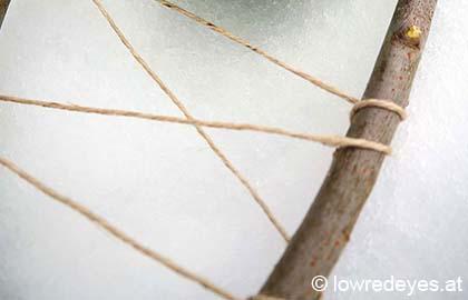 DIY Schneeschuhe selber machen