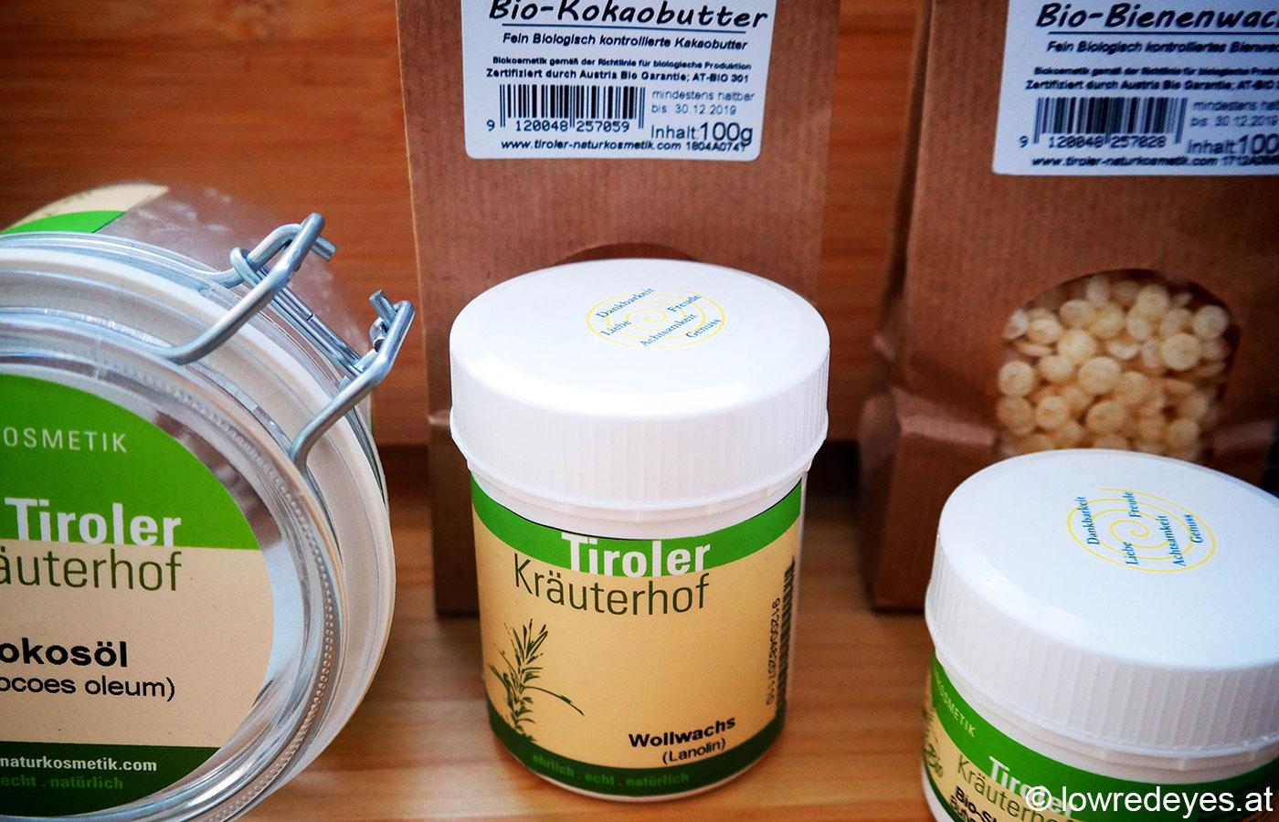 Rezept Körperbutter selbermachen_Tiroler Kräuterhof