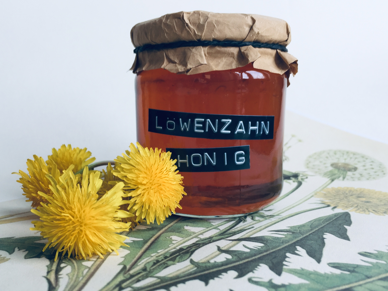 Rezept Löwenzahnhonig - Lieblingsbande