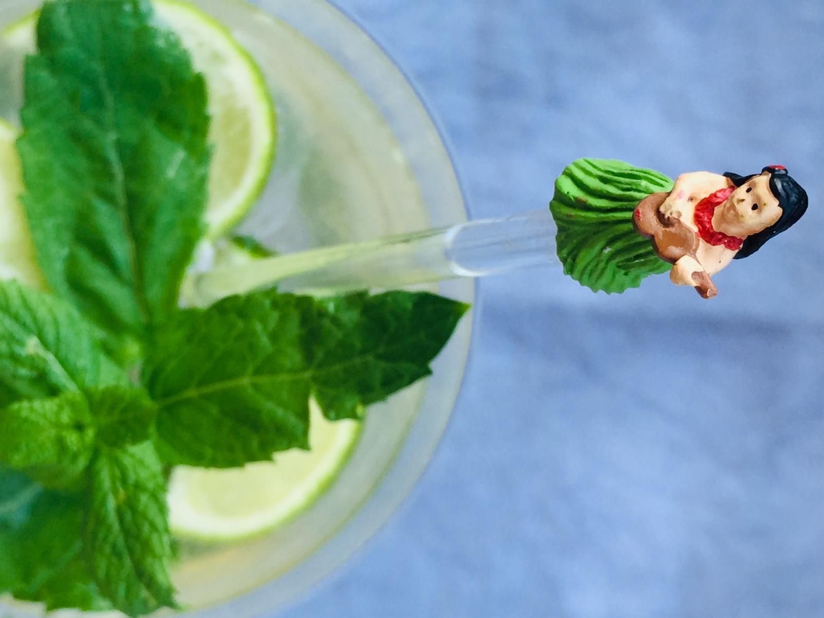 Cocktails & eingelegter Feta für laue Sommerabende - gemeinsame Sache mit Lieblingsbande