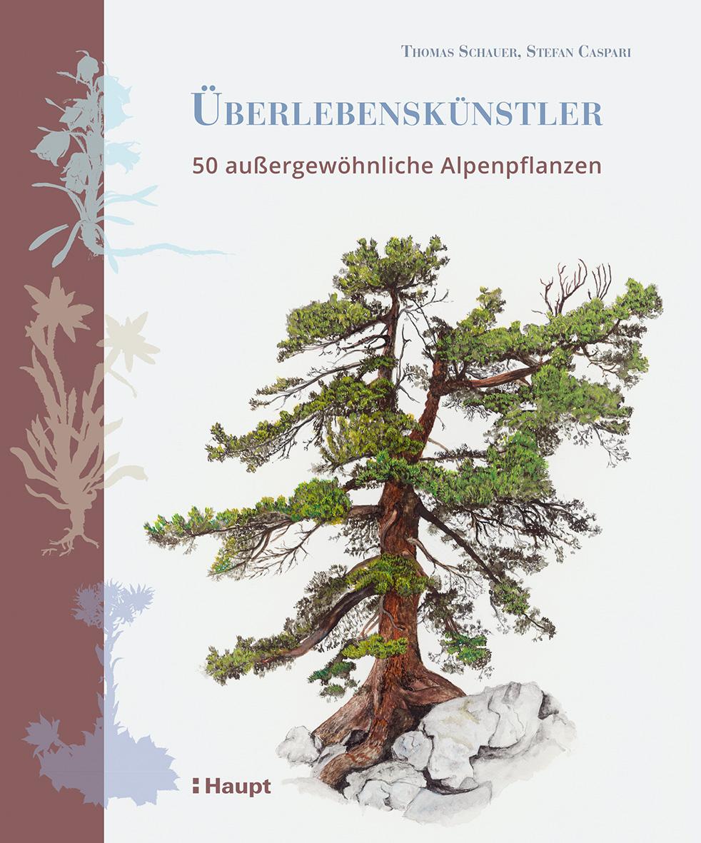 Booklove und Naturspaziergang - Überlebenskünstler - Haupt-Verlag
