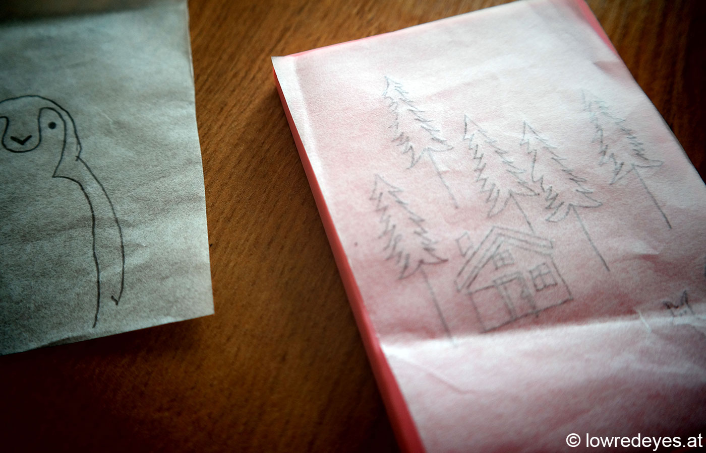 Weihnachtspost - gemeinsame Sache