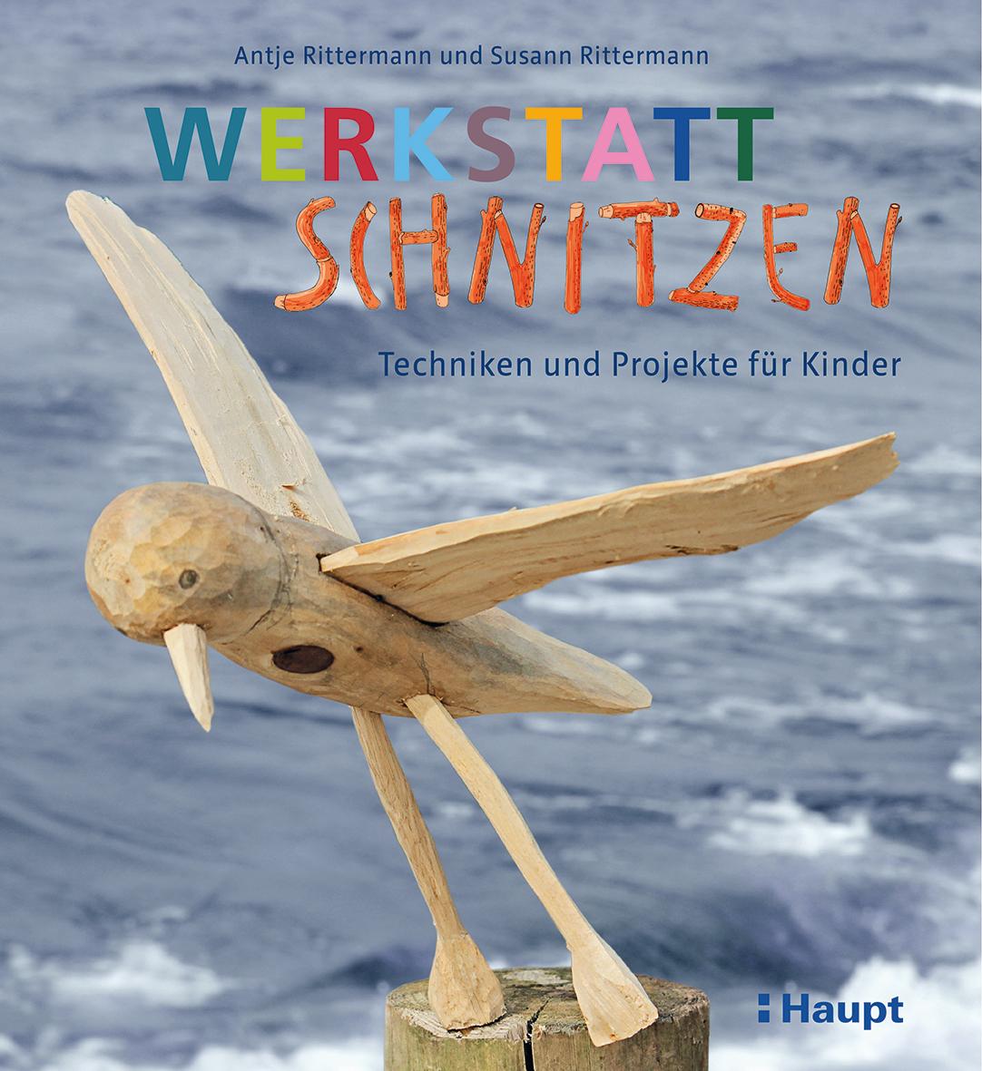 Werkstatt Schnitzen - Haupt-Verlag - Booklove
