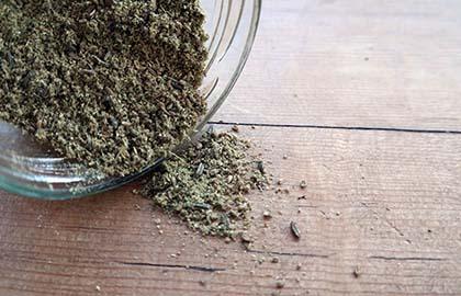 Rezept Brotgewürz mit Anis, Fenchel, Kümmel und Brotklee