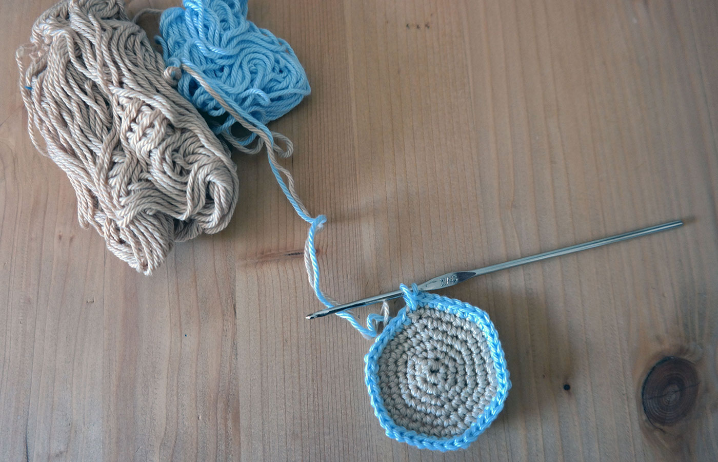 DIY und Upcycling: Hacky Sack